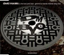 DAVID MORALES Gimme Luv MIX & JACKIE 60 CD w/ PAPA SAN