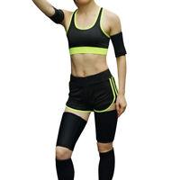 Sauna Slimming Belt Cellulite Wraps Arm Leg Thigh Shaper Fat Burner Weight Loss