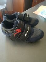 SPECIALIZED ROAD BIKE SHOES SIZE 38 Euro  Cycling BICYCLE SHOES NICE!