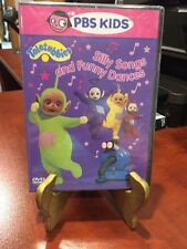 Teletubbies - Silly Songs and Funny Dances (DVD 1998) Mfg. Sealed