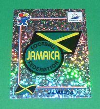 N°552 JAMAICA BADGE ECUSSON PANINI FOOTBALL FRANCE 98 1998 COUPE MONDE WM