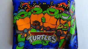 Teenage Mutant Ninja Turtles Kids' Wallet 1991, FAST FREE SHIPPING