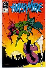 HAYWIRE  (1988) #12  DC Comics VF/NM