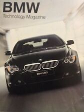 BMW Magazine BMW 645CI 2004 021018nonrh