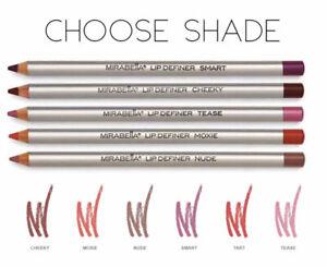Mirabella Lip Definer (Choose Your Shade) Lip Liner Pencil FREE SHIPPING FAST
