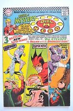 """House Of Mystery 1967 # 164 Vf- Sharp! Martian Manhunter And Dial """"H"""" For Hero"""