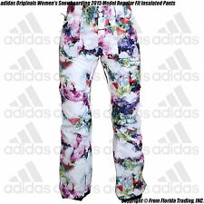 adidas Originals Women's Snowboarding 2015 Regular Fit Insulated Pants(S)AA3708