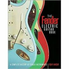 Fender Electric Guitar Book: Complete History of Fender - Paperback NEW Bacon, T