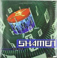THE SHAMEN - BOSS DRUM 180G 2 VINYL LP NEU