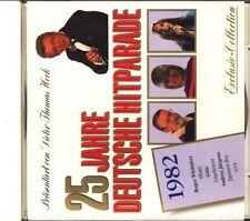 25 Jahre deutsche Hitparade (Dieter Thomas Heck) | CD | 1982:Nicole, Relax, S...