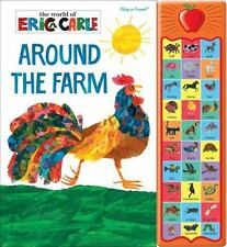 Around the Farm by Eric Carle