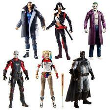 "DC Comics Suicide Squad Killer Croc BAF 6"" toy figure set Joker, Harley, Batman"