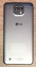 Original Battery Cover LG X-cam K580 Case Compartment Silver ACQ88788704