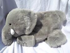 """St Micahel Marks & Spencer Elephant Pajama Bag 19"""" Plush Soft Toy Stuffed Animal"""