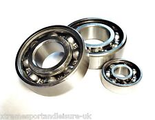 6000 - 6006 OPEN SERIES..HIGH PERFORMANCE BEARINGS..Chrome or Stainless