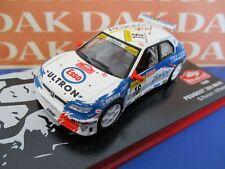 Die cast 1/43 Modellino Auto Peugeot 306 Maxi Rally Monte Carlo 1998 G.Panizzi