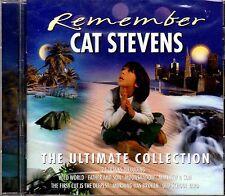 CD - CAT STEVENS - Remember