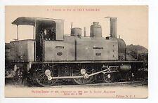 Chemin de fer LOCOMOTIVE Train réf.  33 ALGERIE chemin de fer de l'est algérien
