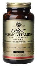 180 Tavolette Solgar Ester C Plus 1000 Vitamina C. Foto in Dettaglio