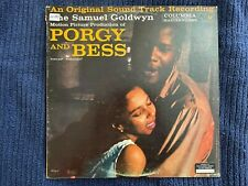 New listing Porgy And  Bess soundtrack (LP 1959) Pearl Bailey, Sidney Poitier, OL 5410
