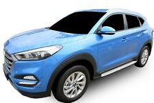 NEW Side steps Hyundai Tucson mk3 2015 up  Running Boards