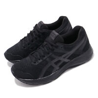 Asics Gel-Contend 5 Black Grey Women Running Training Shoes Sneaker 1012A234-004