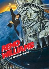 REMO WILLIAMS: THE ADVENTURE BEGINS - DVD - Region 1 - Sealed