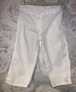 Girls Age 8 (7-8 Years ) Next 3/4 Length Long Shorts