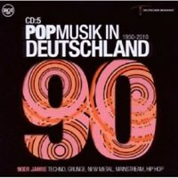 POP IN DEUTSCHLAND-90ER-TECHNO,GRUNGE,HIPHOP (SELIG, PRINZEN, UVM) CD NEU