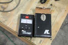 Electrostatic Locator Acl Model 300B W/ Leather Case