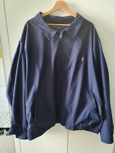 Ralph Lauren Polo Jacke in 5XB Big Blau
