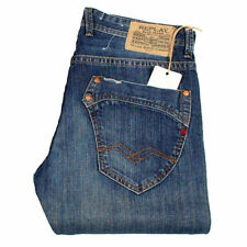 Replay Bootcut Cotton Regular Jeans for Men