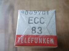 ECC83 Telefunken, neu/ovp / NOS Tube