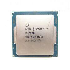 Intel Core I7-6700 3.40 GHz Quad Core LGA 1151 (SR2L2) 6th Generation Processor