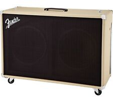 New Fender® Super Sonic 60 2x12 60-Watt Guitar Cabinet Blonde