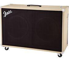 New Fender® Super Sonic 60 2x12 60-Watt Guitar Cabinet Blonde