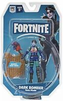 "Fortnite Solo Mode 4"" Figure Dark Bomber Dark Unicorn Series 2 PLUS BONUS CARD!!"