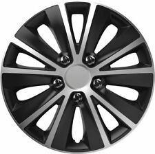 """4X 15"""" INCH RAPIDE NC WHEEL TRIMS COVER HUB CAPS FOR VOLVO V50 ALL MODELS"""