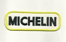 RARE / ECUSSON - MICHELIN : BIBENDUM / NEUF - NEW / PATCH BRODERIE