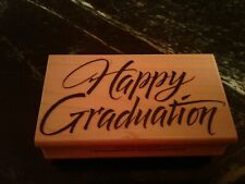 Hero Arts Happy Graduation Stamp