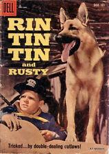 Vintage  Rin Tin Tin German Shepard Funny Refrigerator magnet