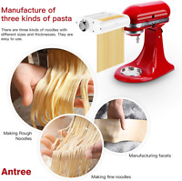Für KitchenAid Kpra Pasta Roller Cutter Maker 3-teiliger Standmixer-Aufsatz
