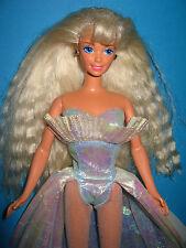 B271-vieja vintage Bubble angel barbie #12443 mattel 1994 muy bien conservados