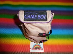GAMEBOY CARRYING CASE FOR GAMEBOY ORIGINAL NINTENDO OFFICIAL ITEM
