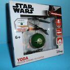 World Tech Star Wars Yoda Motion Sensing Heli- New