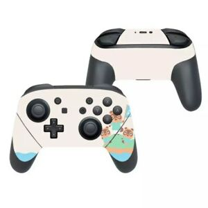 Nintendo Switch Pro Sticker (Animal Crossing Skin) Controller Skin Decal Sticker