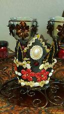 Corona de santo, yoruba, elegua, yemaya, oshun, obatala, shango, oggun, crown