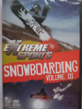 Extreme Sports Snowboarding Vol.3 (DVD, 2008) NEW SEALED PAL