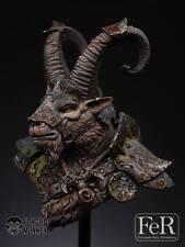 FeR Forged Monkey Sha'Un Ram Warrior 1/9th Unpainted resin bust kit