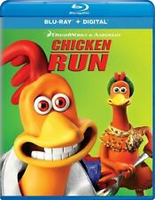Chicken Run [New Blu-ray] Digital Copy